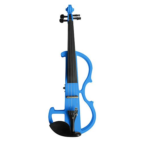 Чоу - (EV03) 4/4 липы электрический наряд скрипка (многоцветные) Lightinthebox 4124.000