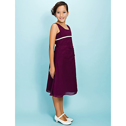 KEELY - Платье для подростков из шифона Lightinthebox 2680.000