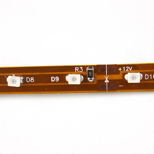 5м 5w 300x3528 SMD красный свет Гибкие светодиодные ленты лампы (DC 12V)