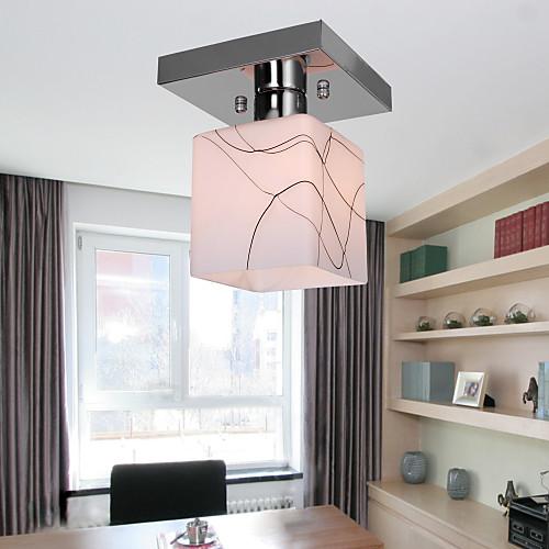Потолочный светильник в форме куба, с креплением из нержавеющей стали Lightinthebox 1718.000
