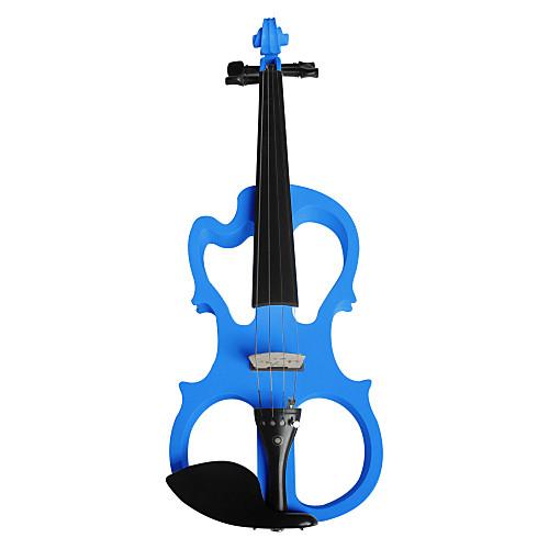 Чоу - (EV06) 4/4 липы электрический наряд скрипка (многоцветные) Lightinthebox 4124.000