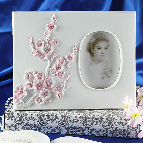 красивая смолы сакуры свадьбы гостевая книга