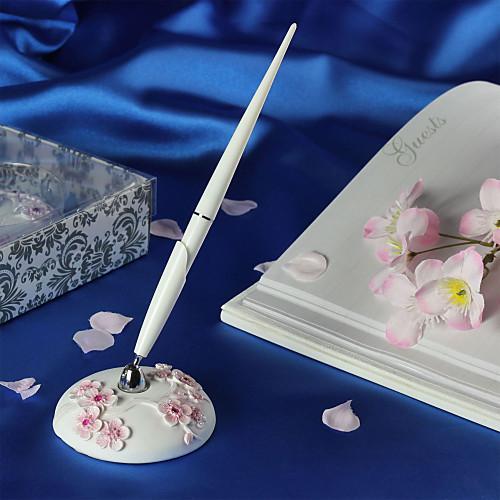 красивая смолы сакуры гостей свадьбы перо набор