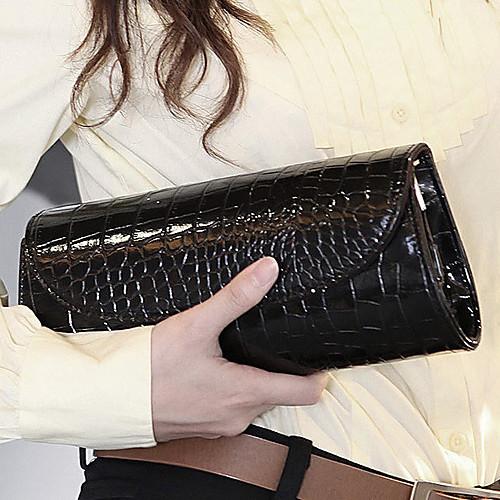 Мода крокодила тиснением мешок сцепления вечером Lightinthebox 429.000