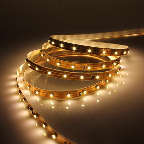 Светодиодная лента 5 м 5 Вт 300x3528 светодиодов, теплый белый свет (12 В) Lightinthebox 730.000