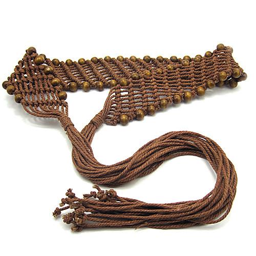 повелительницы богемы трикотажные пояса (150  6  0,3 см) Lightinthebox 816.000