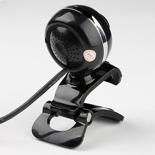 Littles Desktop 5.0 мегапикселя USB 2.0 Clip-на PC камера Веб-камера с микрофоном Lightinthebox 171.000