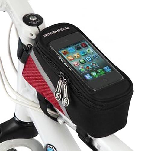 Велосипедная  транспорантная сумка с поверхностным отделением для 4.2 дюймового сенсорного телефона Lightinthebox 300.000