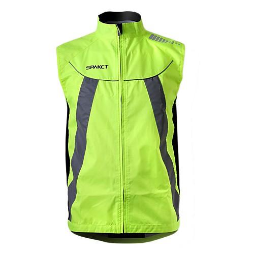 SPAKCT-SPAKCT-флуоресцентный предупреждения Велоспорт жилет Lightinthebox 1288.000