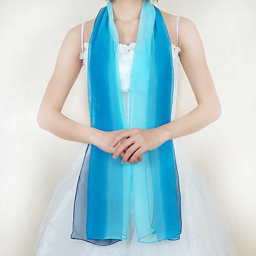 Мода тюль специальные шарф поводов Lightinthebox 373.000