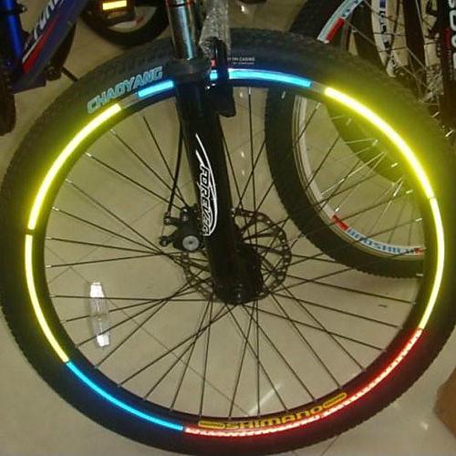 Наклейка-отражатель для обода колеса Lightinthebox 38.000