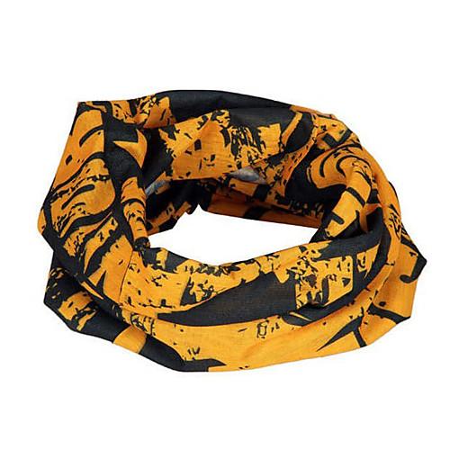 Мода Дизайн Велоспорт шарф (желтый и черный) Lightinthebox 128.000