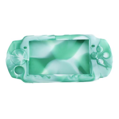 Кожа Камуфляж Силиконовая защита чехол для Sony PSP 3000 Lightinthebox 85.000