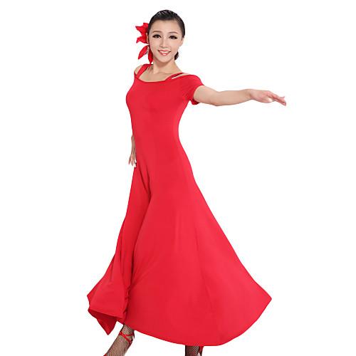 Платье из вискозы для современного танца (разные цвета) Lightinthebox