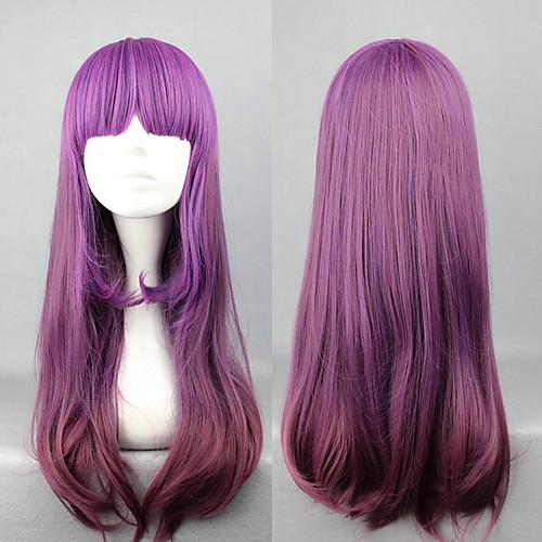 Лолита парик вдохновлены элегантным градиент фиолетовый 60см принцессы Lightinthebox 1288.000
