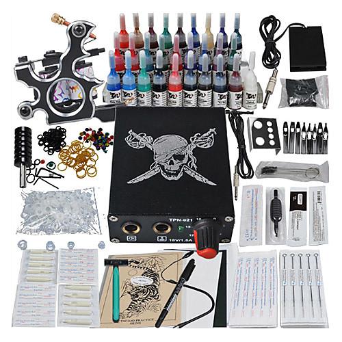 1 Чугун татуировки оружие комплект для футеровки и заливка Lightinthebox 3437.000