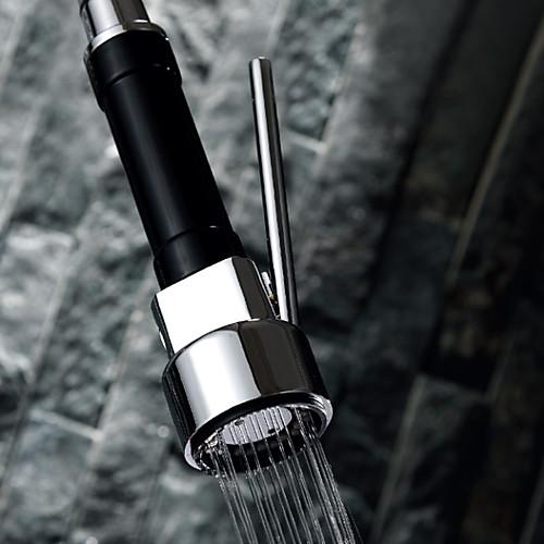 Современные твердой латуни Handheld Глава спрей для кухонный кран-хромированная отделка Lightinthebox 2148.000