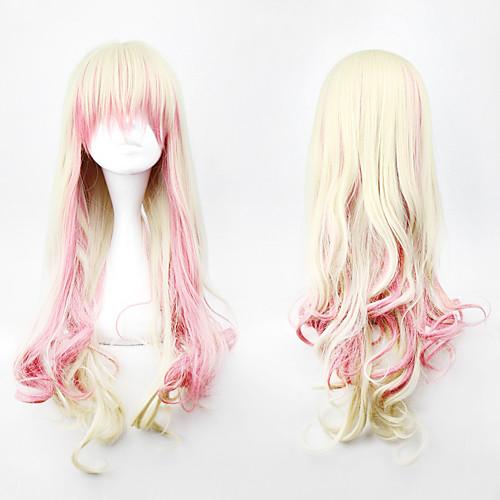 Лолита курчавый парик вдохновлен розовые и смешанные льняные косплей 88см цвет Lightinthebox 1288.000