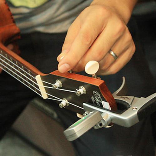 FZONE - (ПКТ-80) Capo с автоматической тюнер для гитары / банджо / мандолины Lightinthebox 858.000