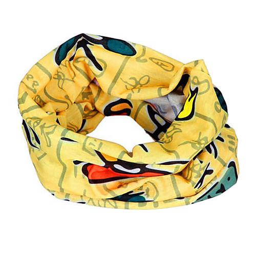 Мода Дизайн Велоспорт шарф (светло-желтый) Lightinthebox 128.000
