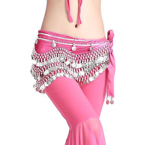 танцевальная одежда 248 монет бархата танец живота пояса для дам больше цветов Lightinthebox 360.000