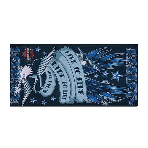 Стильный дизайнерский шарф для велосипедистов (темно-синий) Lightinthebox 128.000