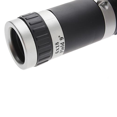 Оптическая линза-телескоп с 6-кратным увеличением для iPhone 5 Lightinthebox 429.000