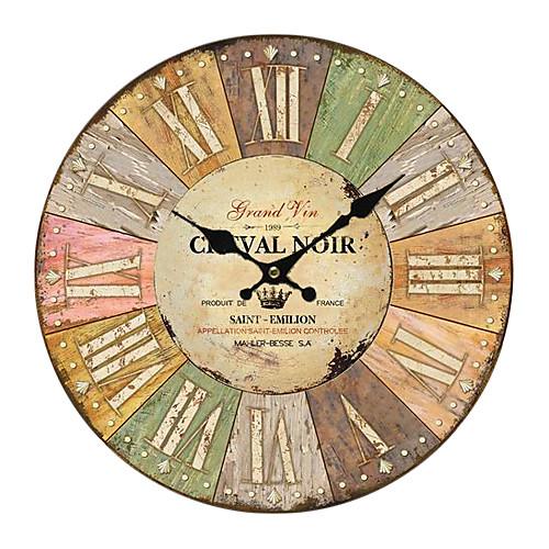 Средиземноморский настенные часы Lightinthebox 1718.000