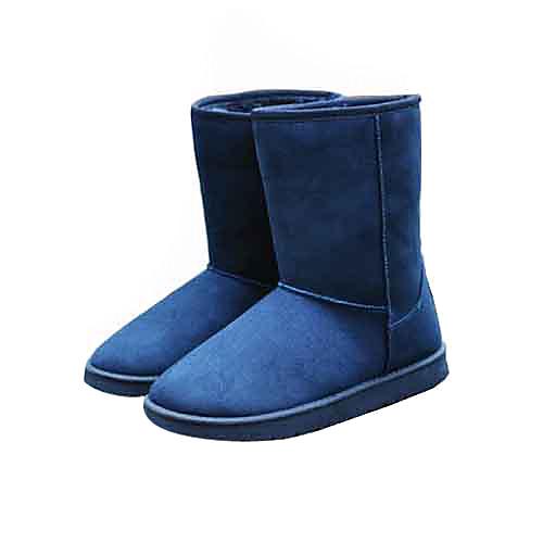 Женская Ближнем трубы теплые ботинки снега Lightinthebox 1288.000