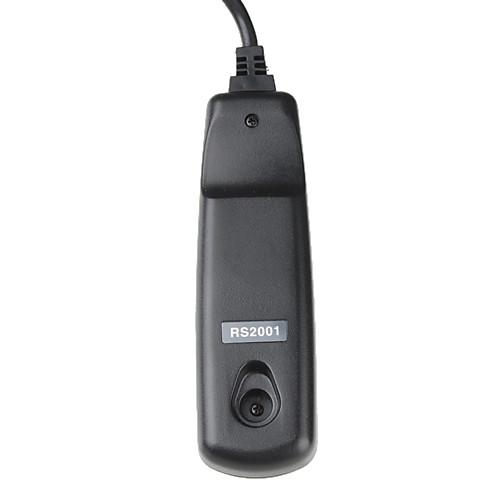 Проводной пульт дистанционного RS2001 Переключатель для Canon, Pentax, Samsung Lightinthebox 343.000