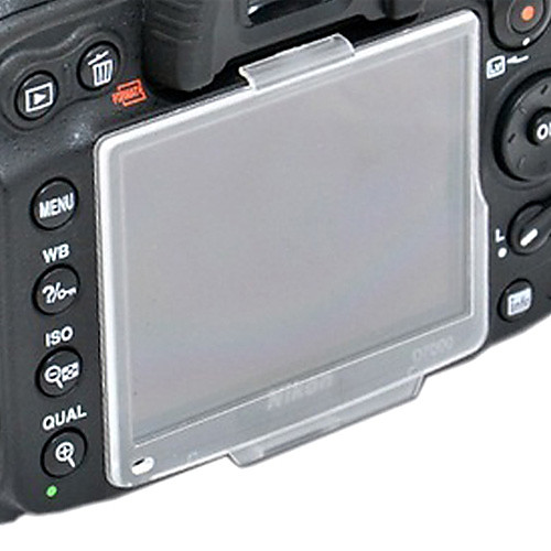 ЖК-монитор Обложка Screen Protector для Nikon D7000 BM-11 Lightinthebox 83.000