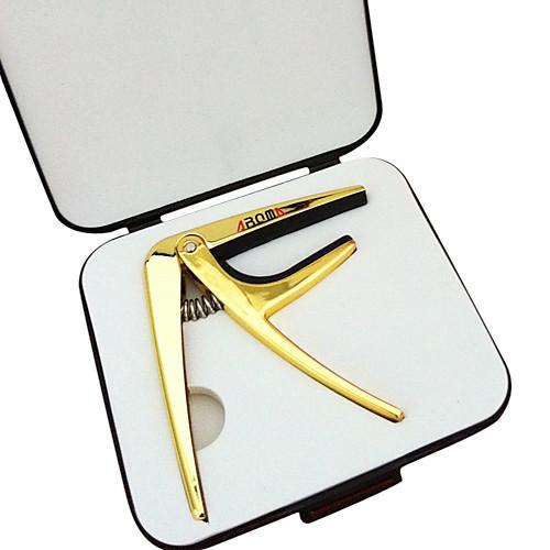 Аромат - (золото) акустическая гитара капо с коробкой (цинковый сплав  силикон) Lightinthebox 644.000