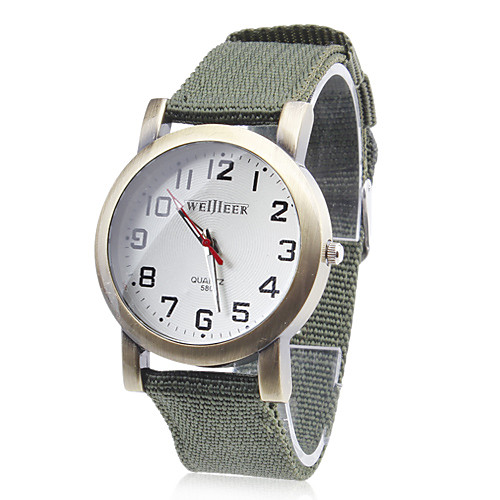 Мужские аналоговые кварцевые наручные часы (разные цвета)