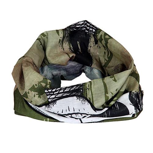 Стильный дизайнерский шарф для велосипедистов (светло-зеленый) Lightinthebox 128.000