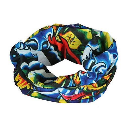 Мода Дизайн Велоспорт шарф (Blue) Lightinthebox 128.000