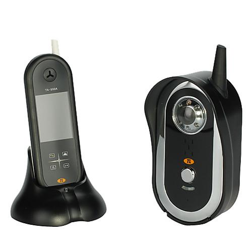 Цифровая беспроводная 2,4 ГГц цвет домофон видео домофон Lightinthebox 6015.000