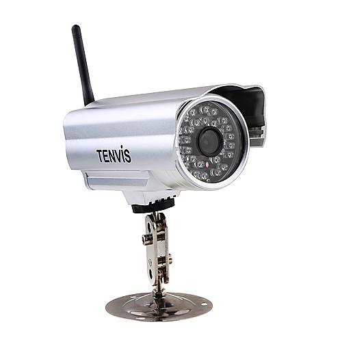 TENVIS-беспроводная IP камера наружного (Free DDNS, 20м ночь Vison)