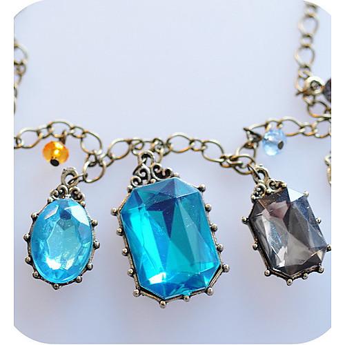 старинные жемчужины женщины ожерелье Lightinthebox 85.000
