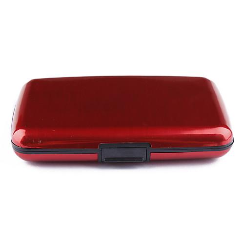 Влагозащитная бизнес-визитница и держатель для карточек с 7 отсеками (доступно 6 цветов) Lightinthebox 85.000