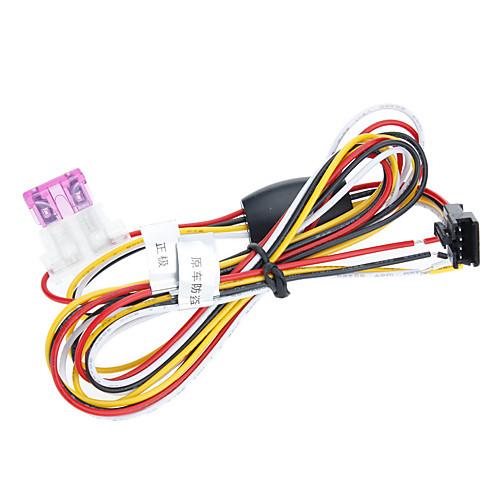 Портативный мини-автомобиля Автомобильный GPS Tracker реальном времени, GSM и GPS антенны SOS Alarm FK-0008C Lightinthebox 2019.000