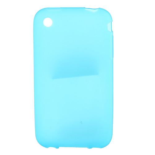 Мягкий гладкий чехол для iPhone 3G и 3GS (разные цвета) Lightinthebox 128.000