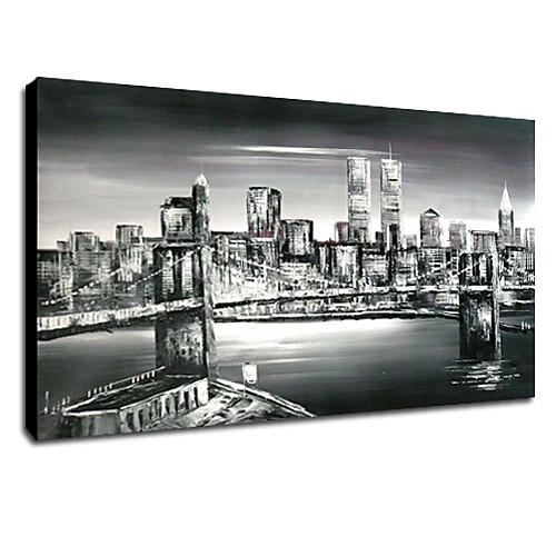 Ручная роспись пейзаж маслом 1211-LS0098 Lightinthebox 2706.000