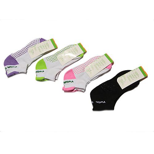 Дышашие, нескользящие носки для йоги Lightinthebox 128.000