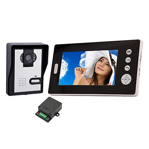 Беспроводной монитор, ночное виденье с 7ми дюймовым монитором Lightinthebox 6445.000