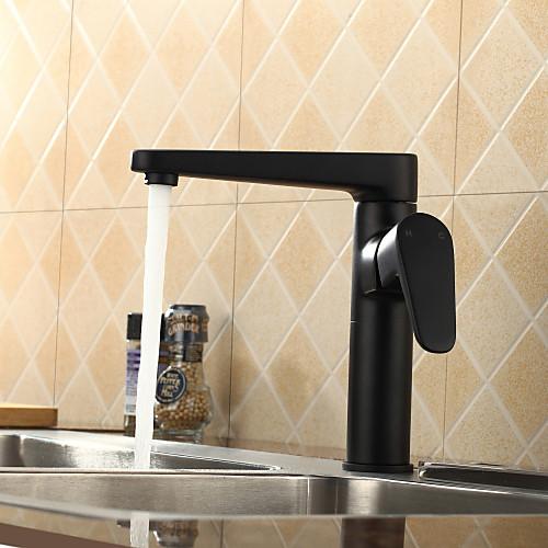 Sprinkle by Lightinthebox - современное одной ручкой кухонный кран - живопись отделкой Lightinthebox 3007.000