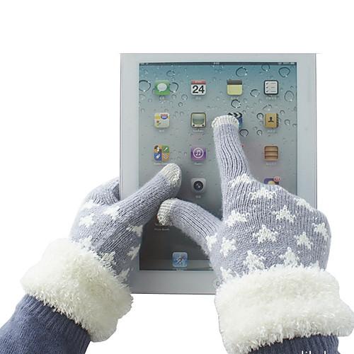 Темный цвет пуха сенсорный перчатки (разные цвета) Lightinthebox 214.000