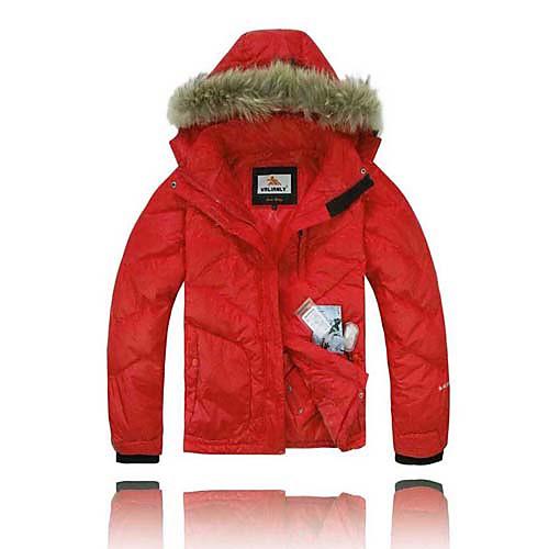 Женская лыжная куртка DF-107 VALIANLY Lightinthebox 2148.000