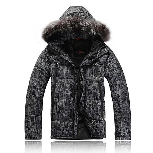 Мужская куртка для зимних видов спорта VALIANLY AD-2167 Lightinthebox 5156.000