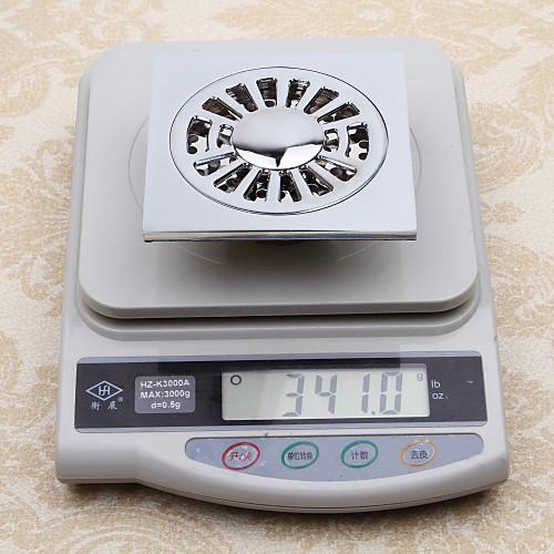 Современное оборудование ванной комнаты хромированная отделка пола из массивной латуни сток-LK-1047 Lightinthebox 858.000
