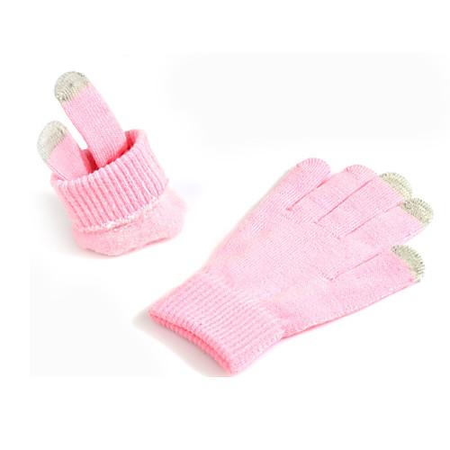 Однотонные чувствительные перчатки для iPhone Lightinthebox 128.000